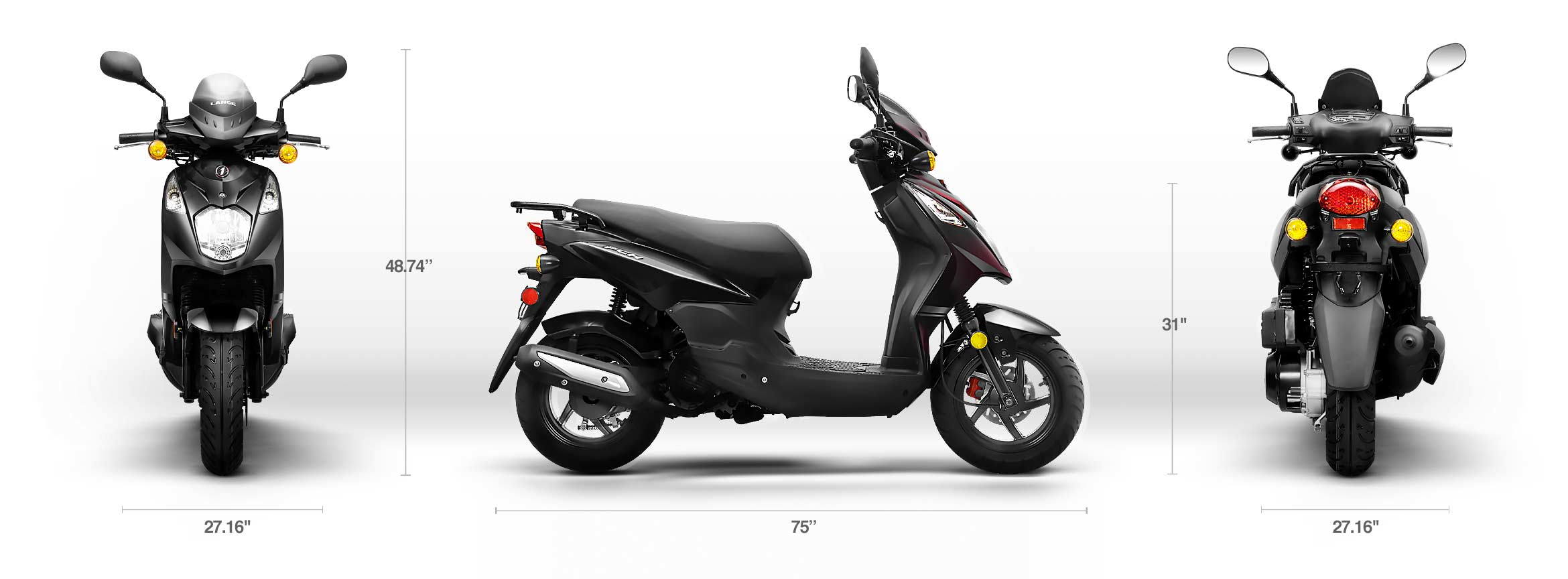 PCH 125 Specs