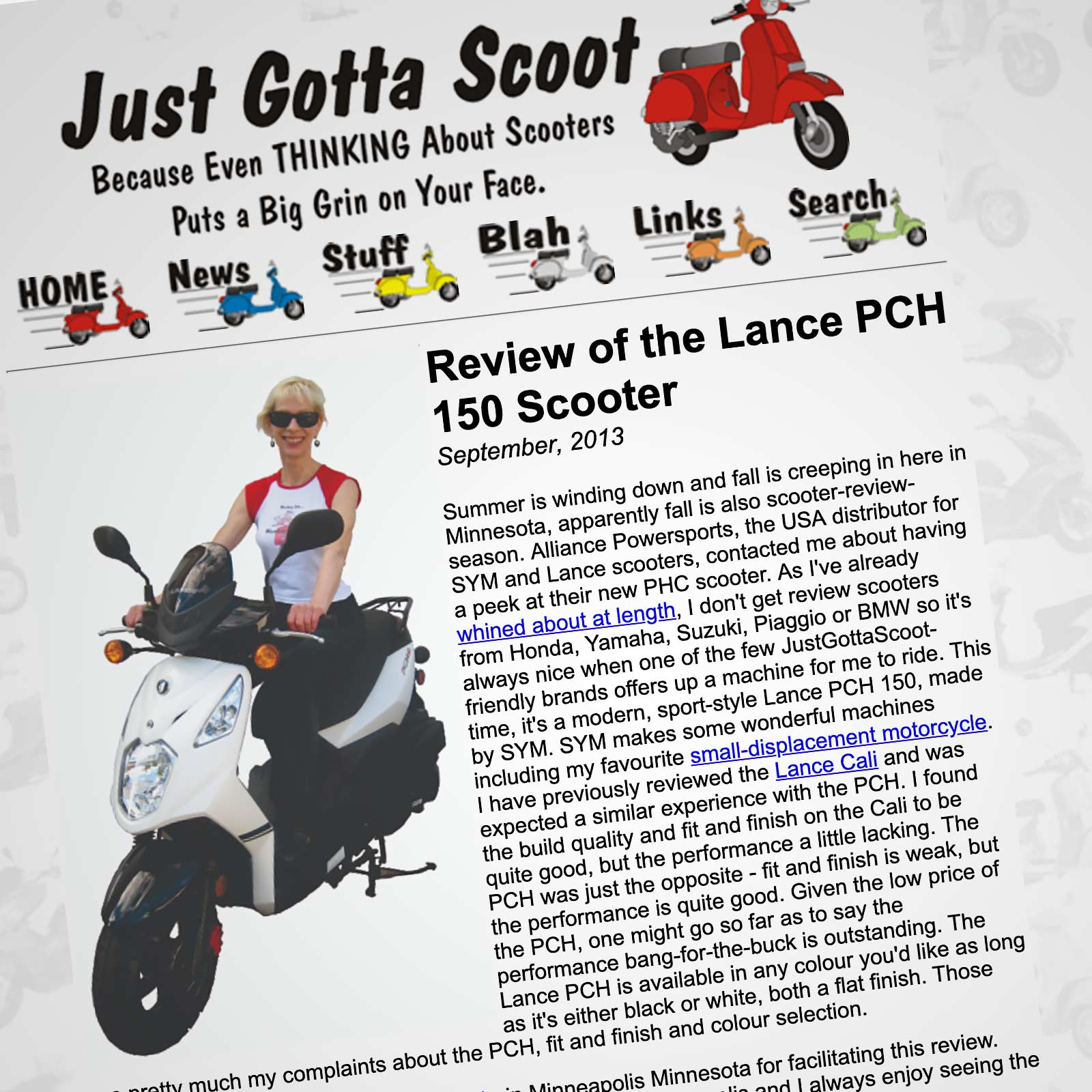 News & Reviews   Lance Powersports